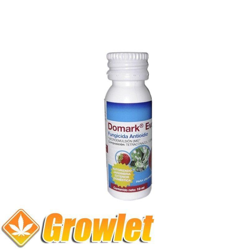 Domark Evo de Sipcam: Fungicida contra oidio