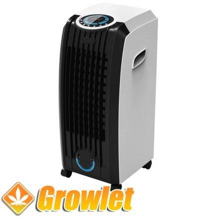 climatizador para cultivo de interior