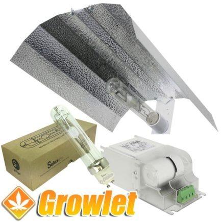 equipo de iluminacion de cultivo interior
