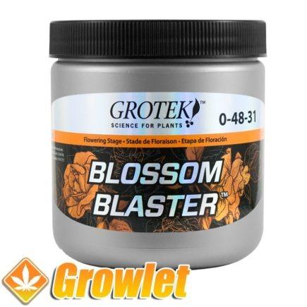 acelerador de la floracion de plantas en polvo de grotek