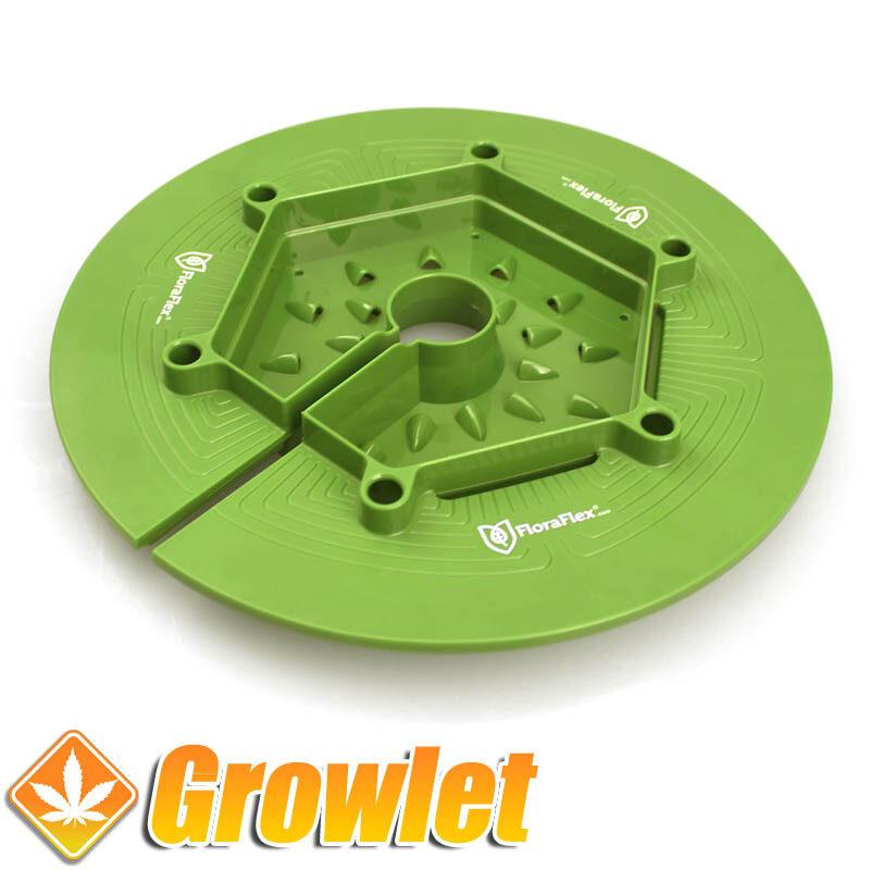 Floracap Round para regar macetas redondas