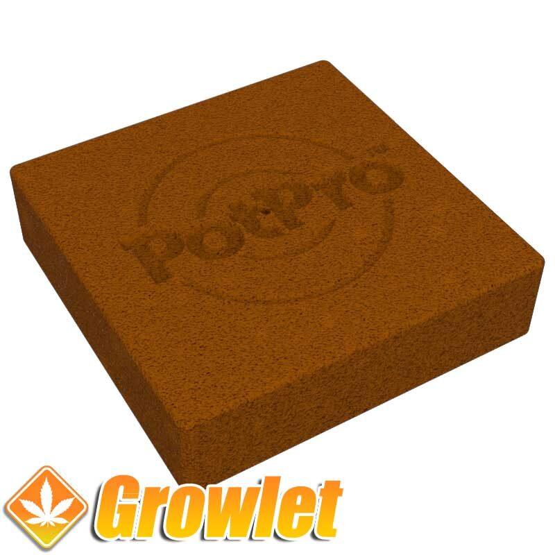 Cubo de Coco de Floraflex para macetas PotPro