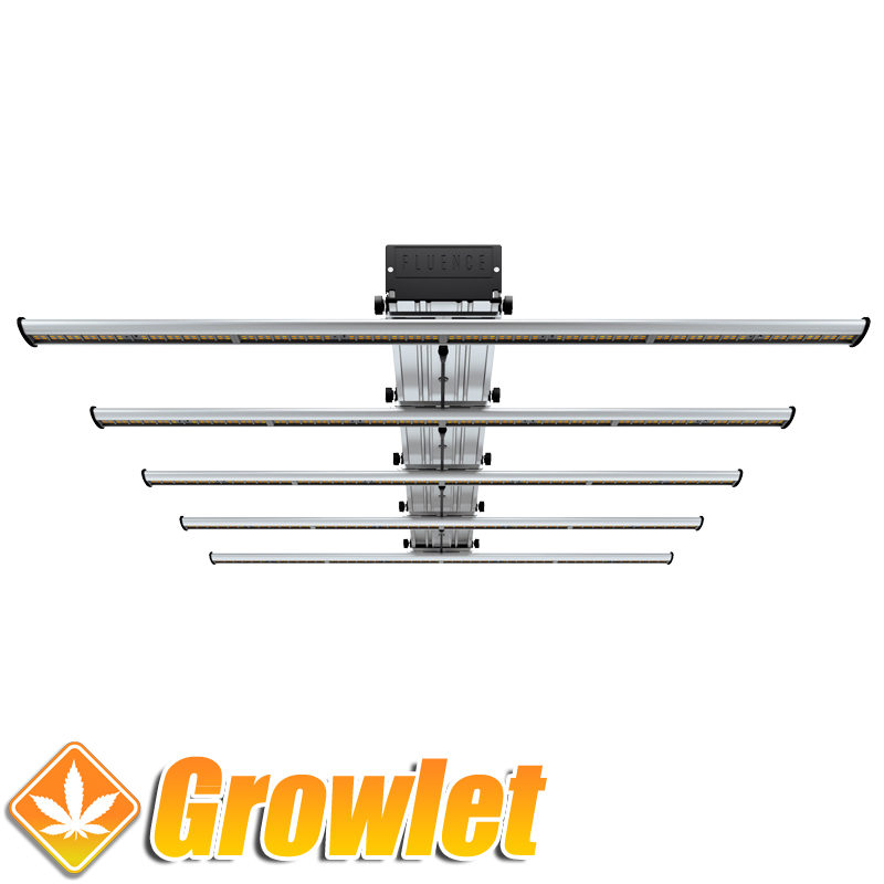 Fluence SPYDRx led de cultivo by OSRAM