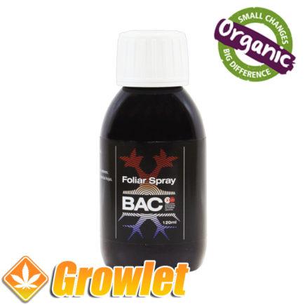 BAC Foliar Spray estimulador de la clorofila