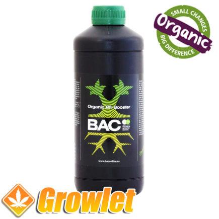 BAC Organic PK Booster potenciado de la floración