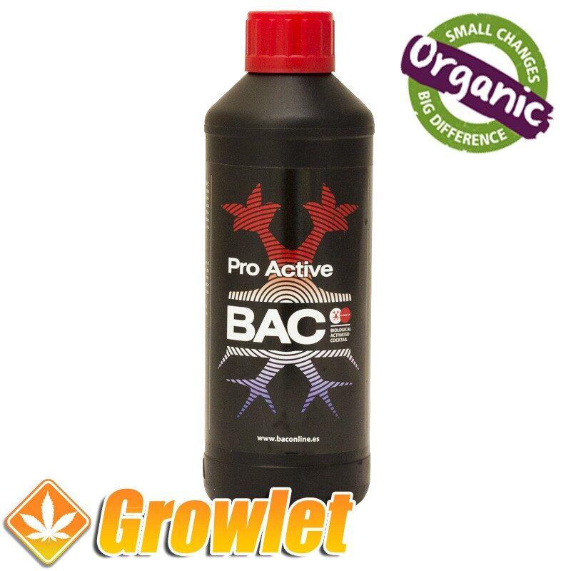 BAC Pro-Active estimulador orgánico