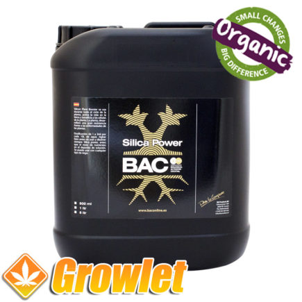 BAC Silica Power silicio soluble