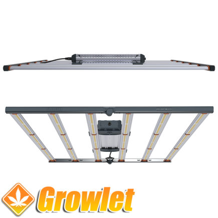LED de cultivo Fluence SPYDR 2x