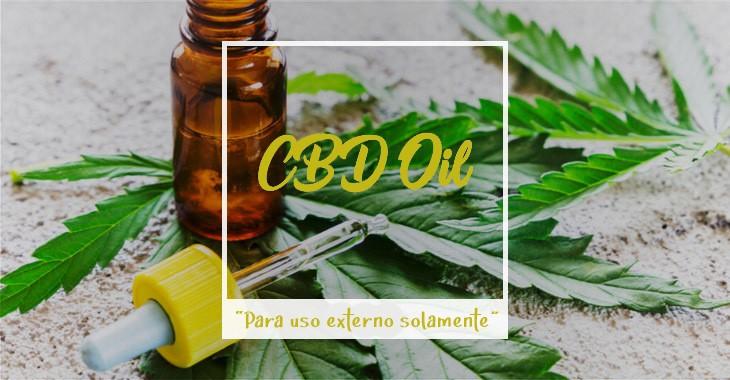 Aceite de CBD o Cannabidiol