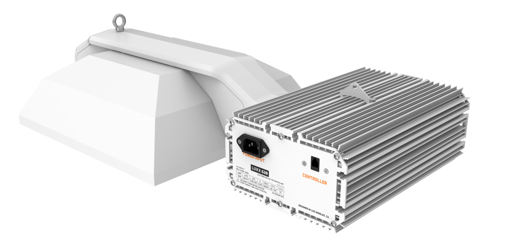 Equipo de iluminación de cultivo Luxx Lighting 630 W CMH