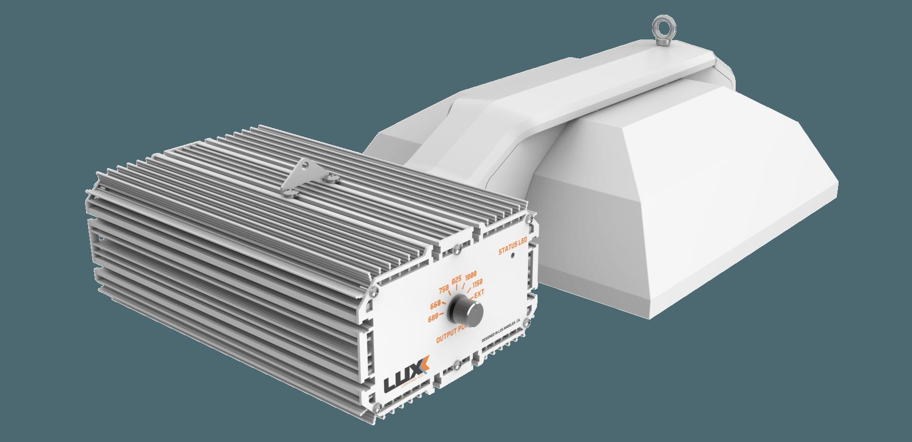 Equipo de iluminación Luxx Lighting 1000 W HPS DE
