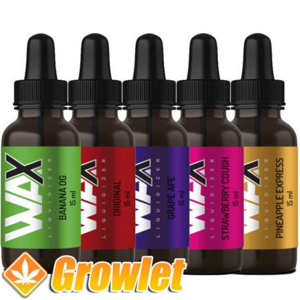 Wax Liquidizer para disolver BHO o Rosin