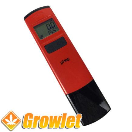 Medidor de pH Hanna HI98107