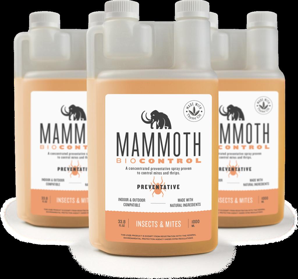 Mammoth Biocontrol