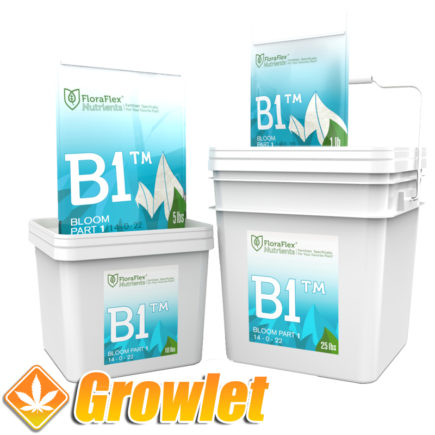 Floraflex Nutrients B1