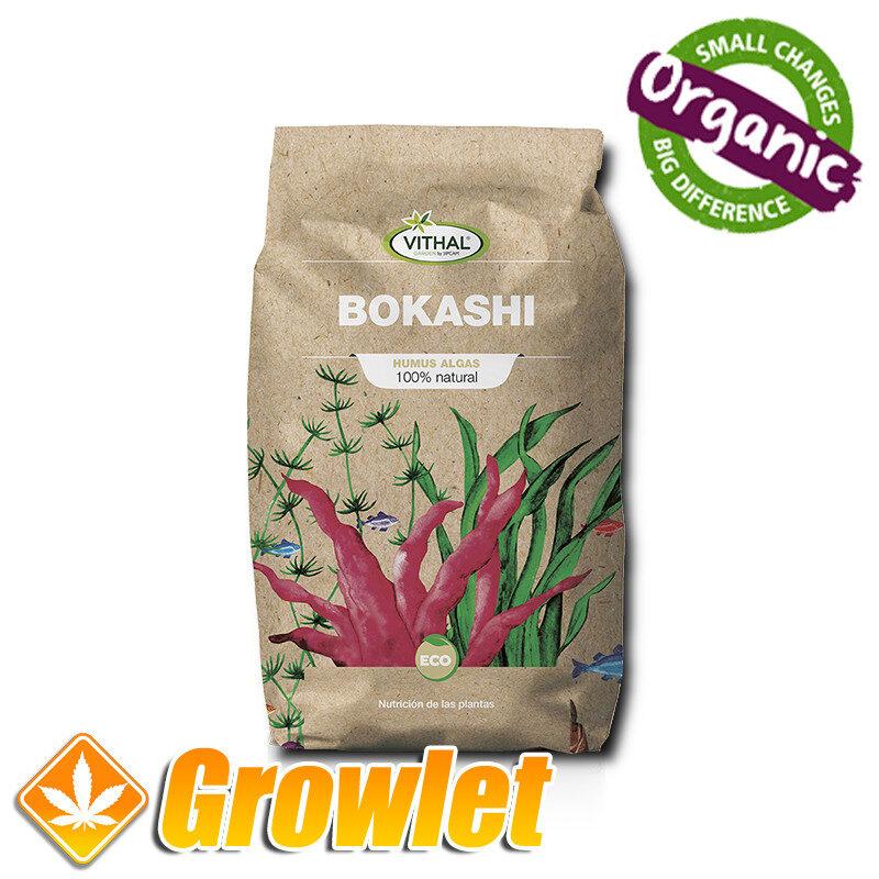 Bokashi - Humus de Algas 2,5l
