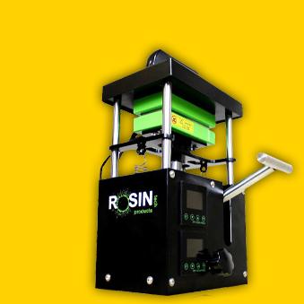 Extracción Rosin Tech