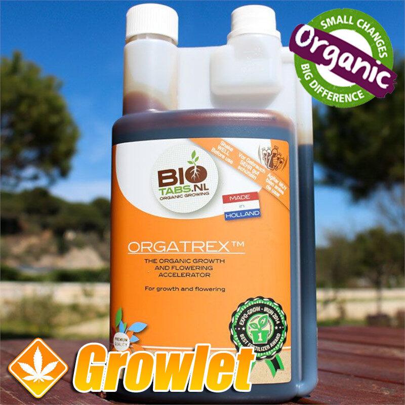 Orgatrex de BioTabs Fertilizante líquido orgánico