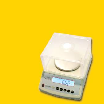 Básculas, balanzas y pesas