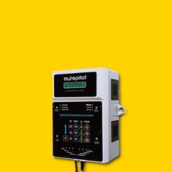 Controladores de clima y Termohigrómetros