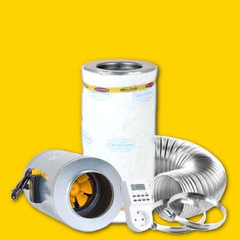 Kits de extracción para armarios
