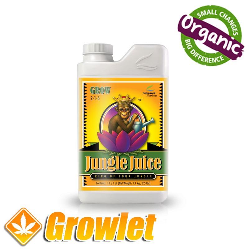 Jungle Juice Grow de Advanced Nutrients