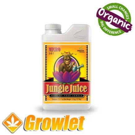 Jungle Juice Micro de Advanced Nutrients: Energizante (Vitaminas y oligo-elementos)