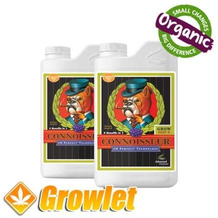 Connoisseur A+B Grow de Advanced Nutrients