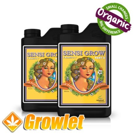 Sensi Grow A+B de Advanced Nutrients