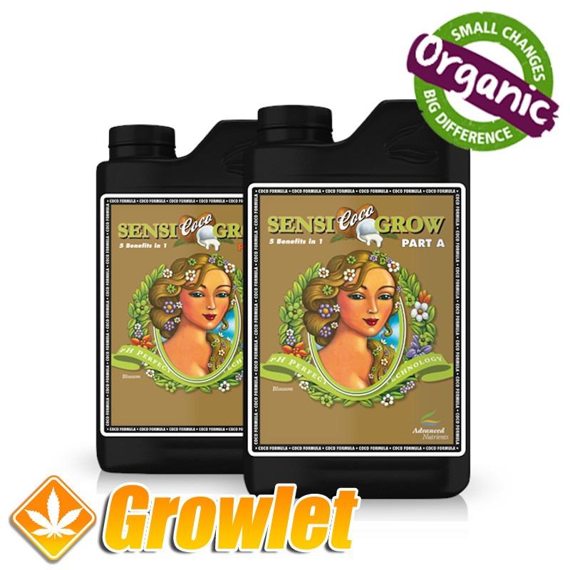 Sensi Grow Coco A+B de Advanced Nutrients