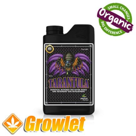 Tarantula de Advanced Nutrients: Hongos para las raíces