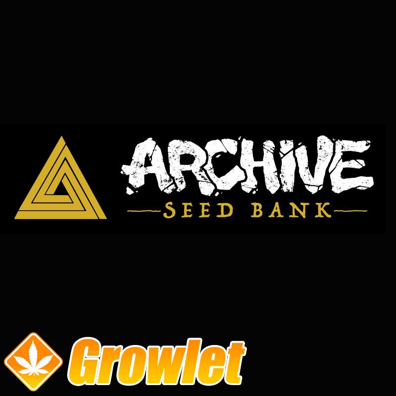 Corn Cob de Archive Seed Bank
