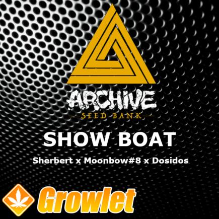 Show Boat semillas regulares de cannabis