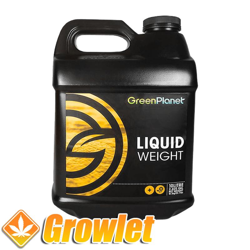 Liquid Weight de Green Planet
