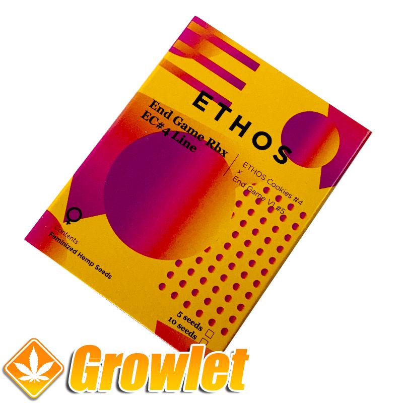 End Game EC#4 de Ethos Genetics