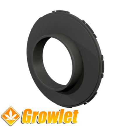 Ducting Flange Connector: Acople para conectar tubos de extracción