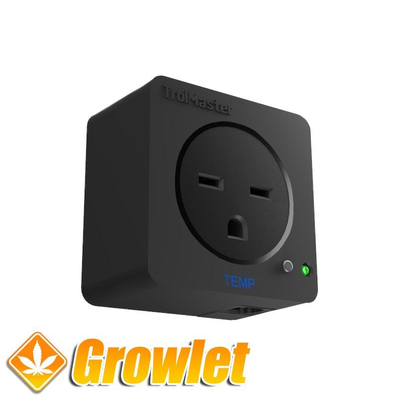 TrolMaster DST-2 Controlador de la temperatura