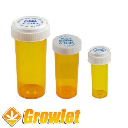 Bote Medical Pot de conservación hermético