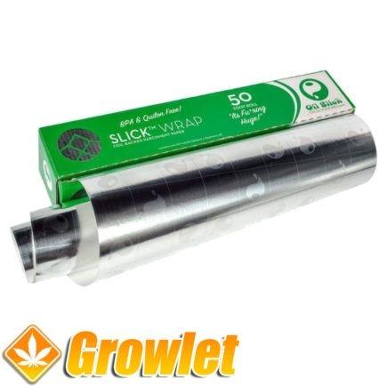 Slick Wrap papel para extracciones de Oil Slick
